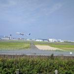 伊丹スカイパークへ!!駐車場はいくら?噴水や大きな遊具で遊んだり、飛行機撮影したり一日遊べます!!