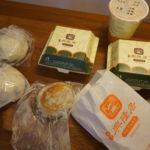 台湾、高雄子連れ旅行記⑦興隆居と隣の果貿來來豆漿のメニューは湯包(肉まん)がおすすめ!