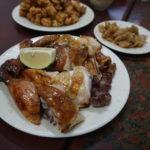 台湾、高雄子連れ旅行⑨丹丹漢堡のメニューは?安いおすすめマッサージ店も!夕飯は鶏伯焼酎鶏で