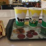 台湾、高雄子連れ旅行記⑩中央公園と高雄牛乳大王本店へ!おすすめメニューは?高雄空港のアクセスは?
