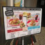 &JOKER/Neo鉄板dining(アンドジョーカーネオ)で春のランチ!!北新地で美味しいハンバーガーをいただく!