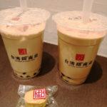 梅田阪急三番街タピオカの『台湾甜商店』台湾茶サービスやテイクアウトメニューが!
